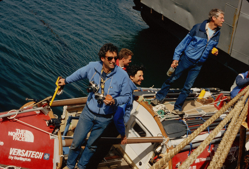 Sea Tomato Launch 1987